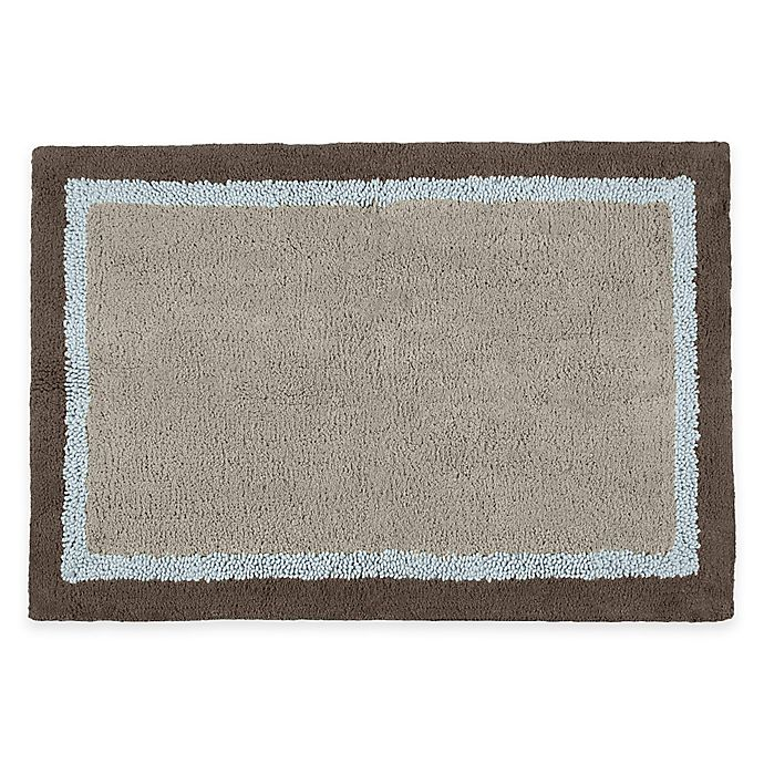 Alternate image 1 for Madison Park Amherst Bath Rug