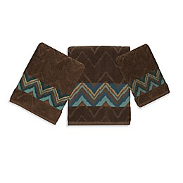 Bacova Sierra Zig Zag Bath Towel Collection