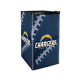 NFL Los Angeles Chargers Countertop Height Refrigerator