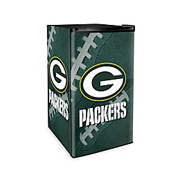 NFL Green Bay Packers Countertop Height Refrigerator
