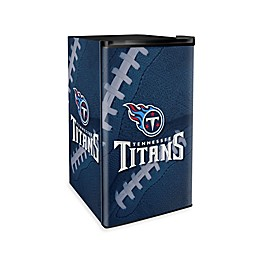 NFL Tennessee Titans Countertop Height Refrigerator