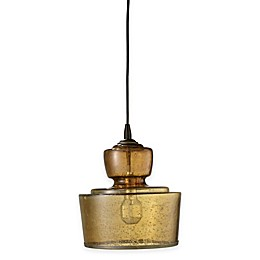 Lafitte 1-Light Glass Pendant
