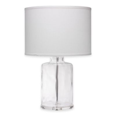 Jamie Young Napa Clear Glass Table Lamp Bed Bath Beyond