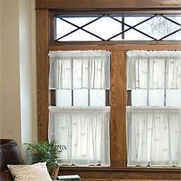Heritage Lace® Dragonfly Window Curtain Tier