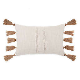 Bee & Willow™ Home Woven Tassel Oblong Throw Pillow