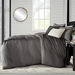 Bee & Willow™ Home Stripe Clip Jacquard Bedding Collection