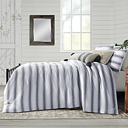 Bee & Willow™ Home Dash Stitch Stripe Bedding Collection