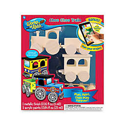 Works of Ahhh® Choo Choo Train Wood Painting Kit