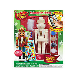 Works of Ahhh® Nutcracker Prince Wood Painting Kit