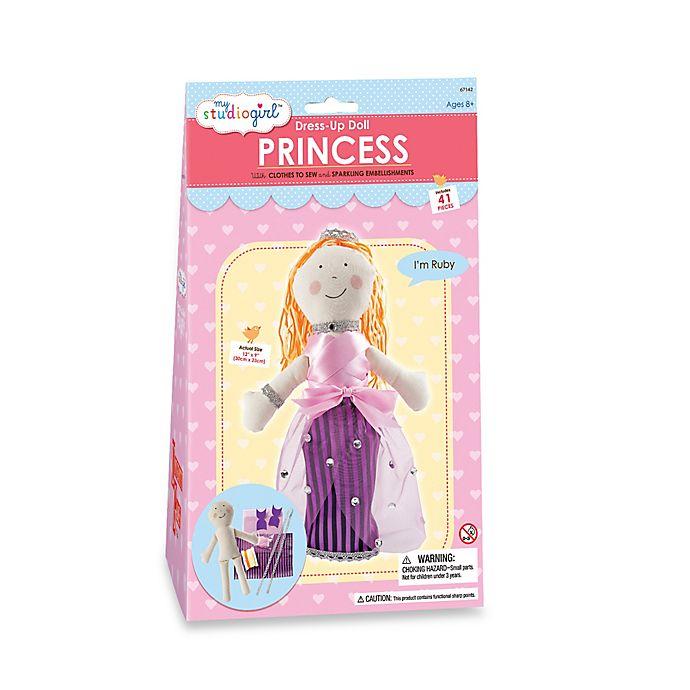 Alternate image 1 for My Studio Girl™ Princess Dress-Up Doll