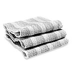 Full Circle Tidy Dish Cloths in Grey (Set of 3)
