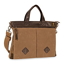 Timberland® Mt. Madison Briefcase in Tan/Brown