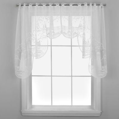 Heritage Lace 174 Lighthouse Window Swag Bed Bath Amp Beyond