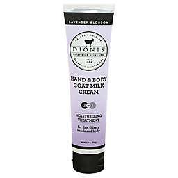 Dionis® 3.3 oz. Hand & Body Goat Milk Cream Moisturizing Treatment in Lavender Blossom
