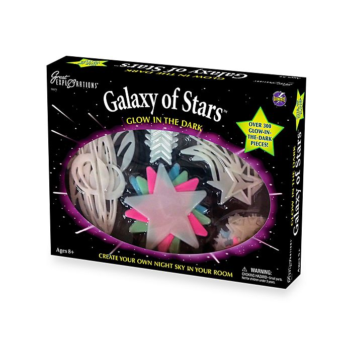 Alternate image 1 for Great Explorations® Galaxy of Stars™