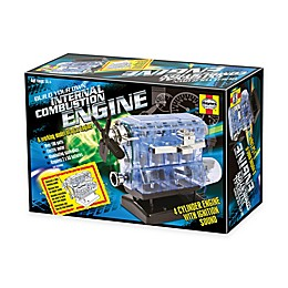 Haynes® Build Your Own Internal Combustion Engine