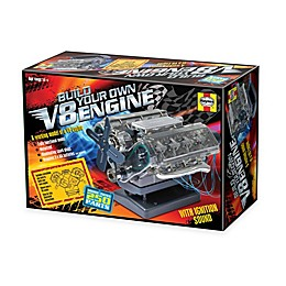 Haynes® Build Your Own V8 Engine