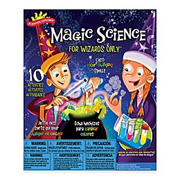 Scientific Explorer® Magic Science Wizards