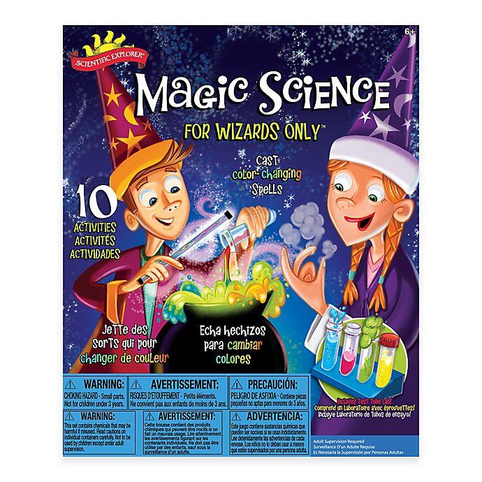 Alternate image 1 for Scientific Explorer® Magic Science Wizards