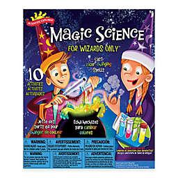 Scientific Explorer® Magic Science Wizards