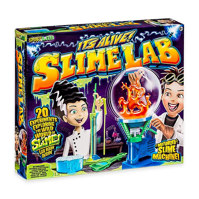 Alternate image 1 for It's Alive! Slime Lab