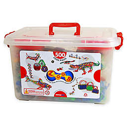 ZOOB 500-Piece Building Set