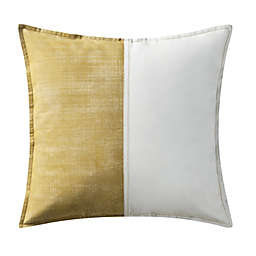 VCNY Home Courtney Square Throw Pillow in Gold
