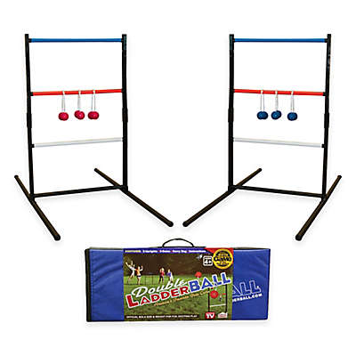Double LadderBall Game