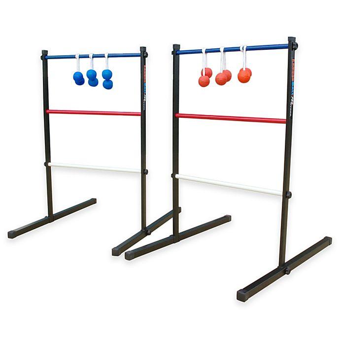 Alternate image 1 for Ladderball Pro Steel Game