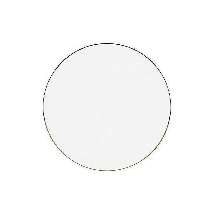Alternate image 1 for Olivia & Oliver® Madison Gold Salad Plate