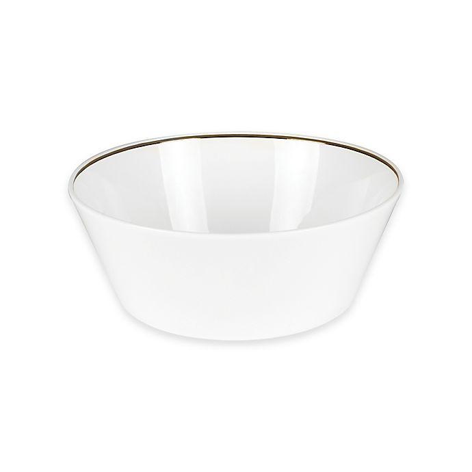 Alternate image 1 for Olivia & Oliver® Madison Gold Cereal Bowl