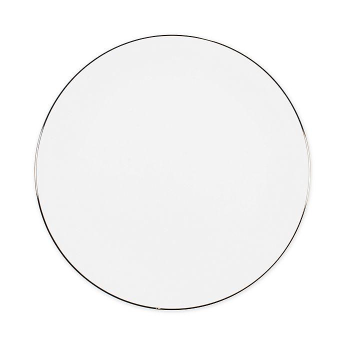 Alternate image 1 for Olivia & Oliver™ Madison Platinum Dinner Plate