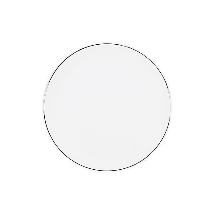 Alternate image 1 for Olivia & Oliver™ Madison Platinum Salad Plate