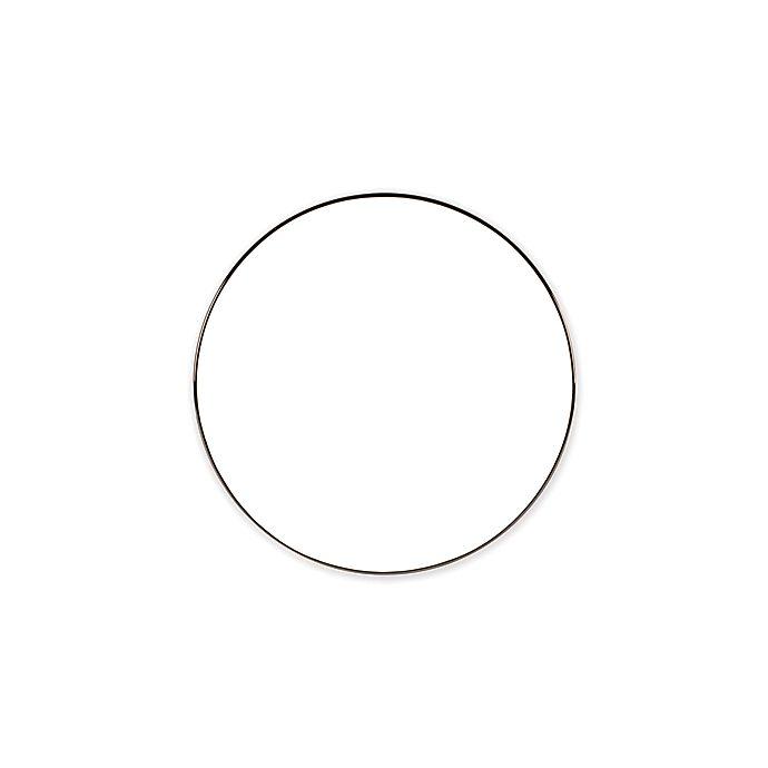 Alternate image 1 for Olivia & Oliver™ Madison Platinum Appetizer Plate