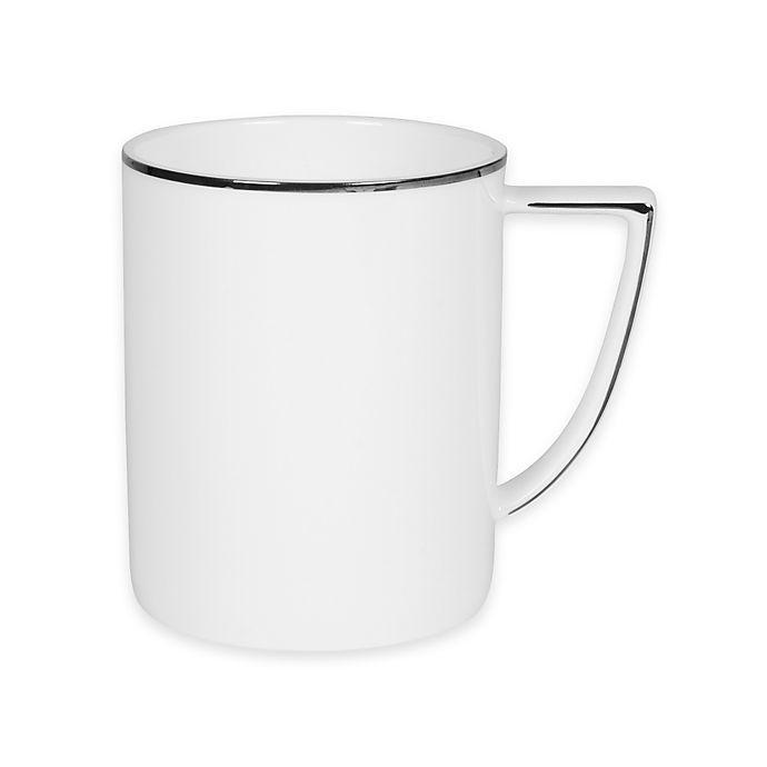 Alternate image 1 for Olivia & Oliver Madison Platinum Mug