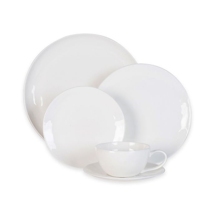 Alternate image 1 for Olivia & Oliver® Harper Organic Shape Dinnerware Collection