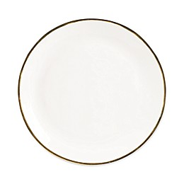 Olivia & Oliver™ Harper Organic Shape Gold Dinner Plate