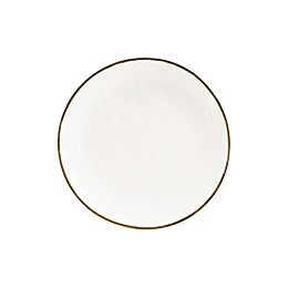 Olivia & Oliver™ Harper Organic Shape Gold Salad Plate