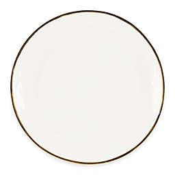 Olivia & Oliver™ Harper Organic Shape Gold 13-Inch Round Platter