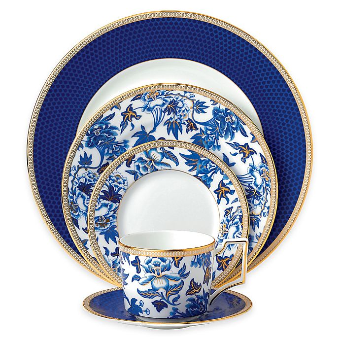 Alternate image 1 for Wedgwood® Hibiscus Dinnerware Collection