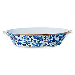 Wedgwood® Hibiscus Oval Serving Bowl