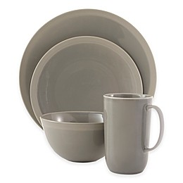 Vera Wang Wedgwood® Vera Gradients 4-Piece Place Setting in Clay