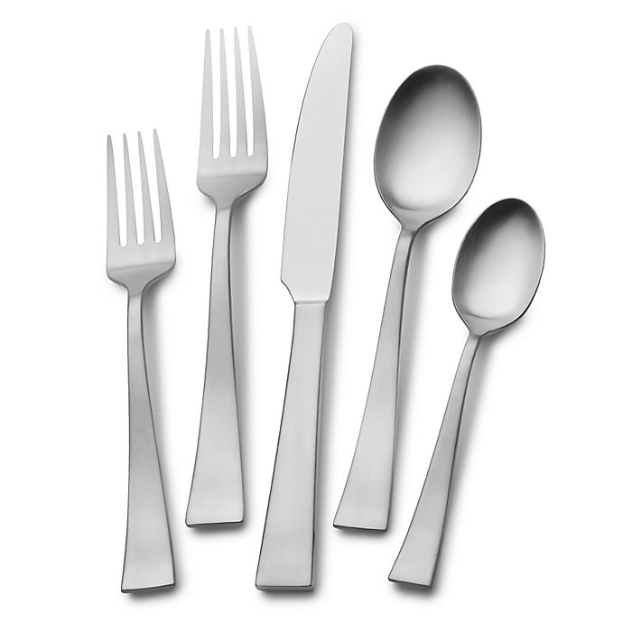 Alternate image 1 for Towle® Living Bree 65-Piece Flatware Set