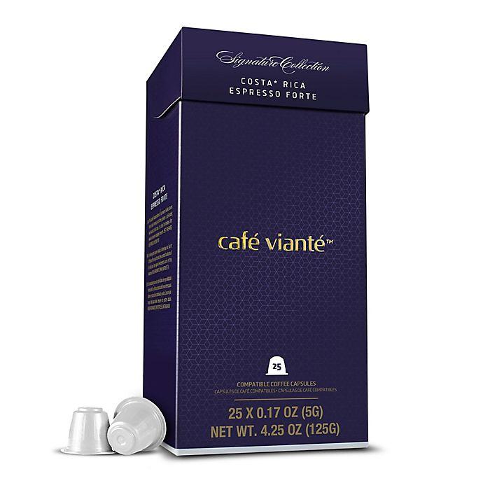 Alternate image 1 for Café Viante® 25-Count Costa Rica Espresso Capsules