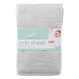 aden + anais™ essentials Muslin Fitted Crib Sheets