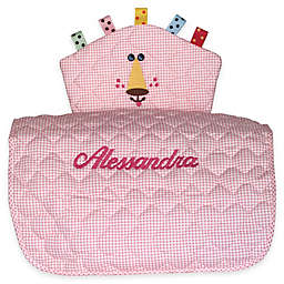 Silly Phillie® Creations Lion Changing Pad Gift Set in Pink