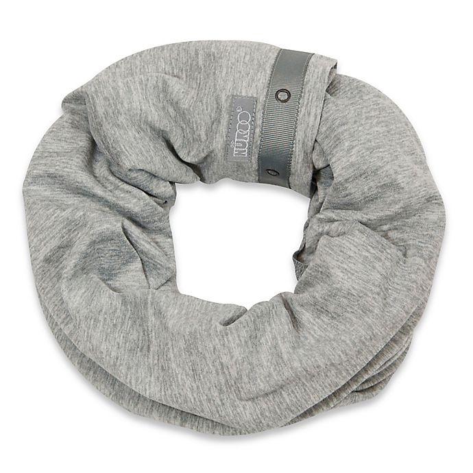 Alternate image 1 for NüRoo® Nursing Scarf in Heather Grey