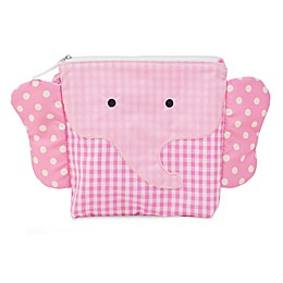 Nikiani My First Buddy Ellie Pink Elephant Snack Bag