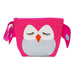 Nikiani Forever Young Stella Pink Owl Backpack