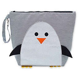 Nikiani Forever Young Chili Penguin Wet + Dry Backpack